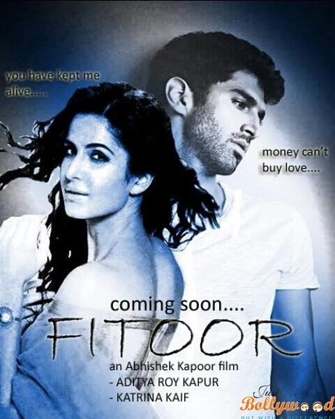katrina Kaif Upcoming Movies Fitoor Poster