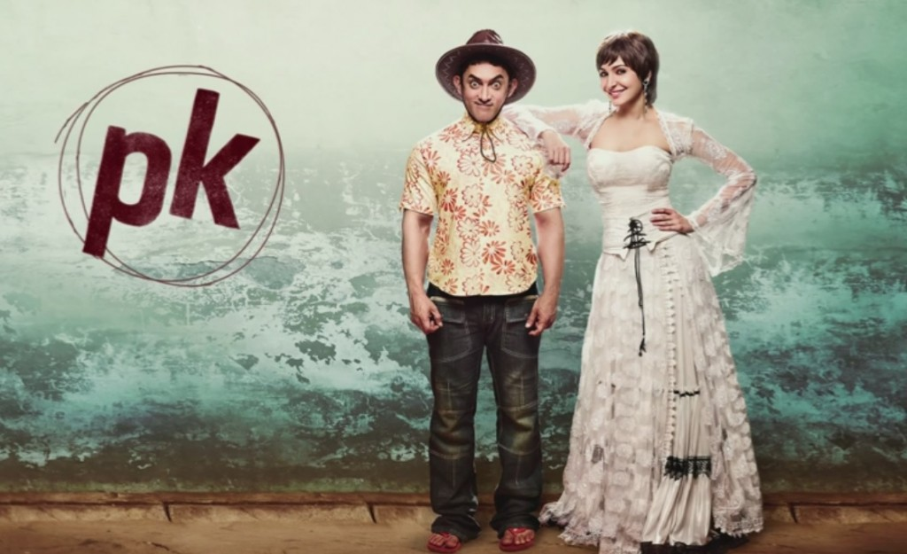 PK Film Best Bollywood Movie of 2014