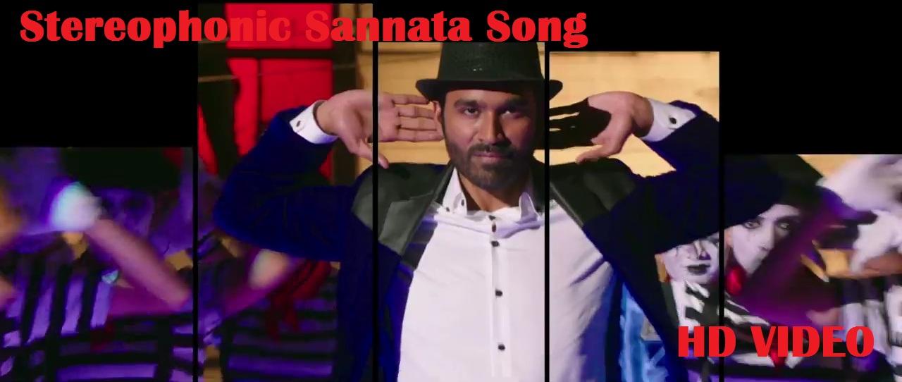 Shanush Dance In Stereophonic Sannata Video Song
