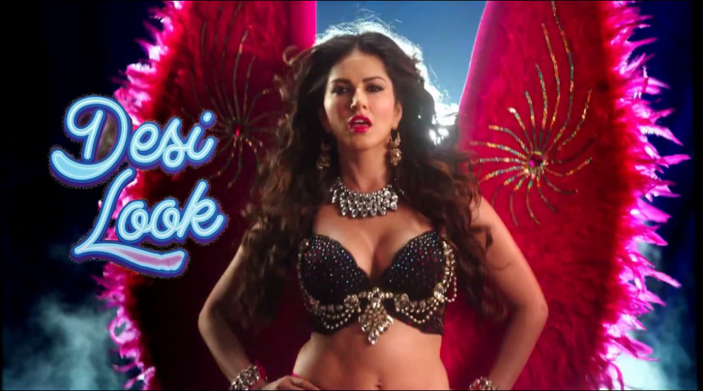 Sunny Leone Desi Look Lyrics HD Video Song