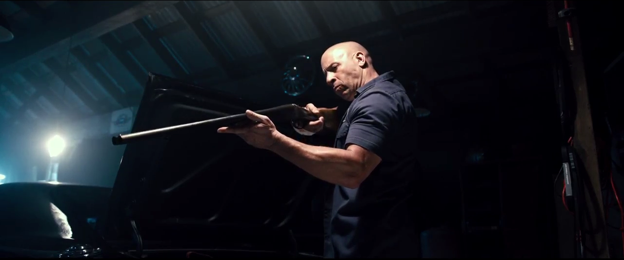 Vin Diesel In Upcoming Action Movie Furious 7