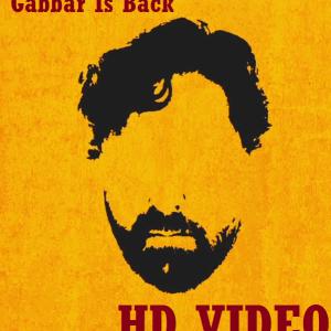 Akshay Kumar New Look In Gabbar Is Back Film