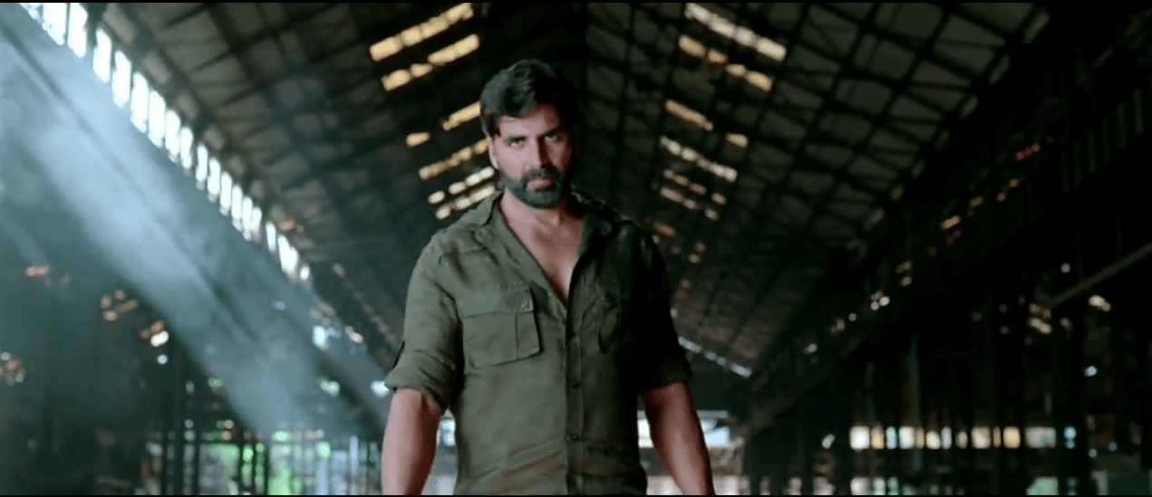 Akshay Kumar New Look In Gabbar Is Back
