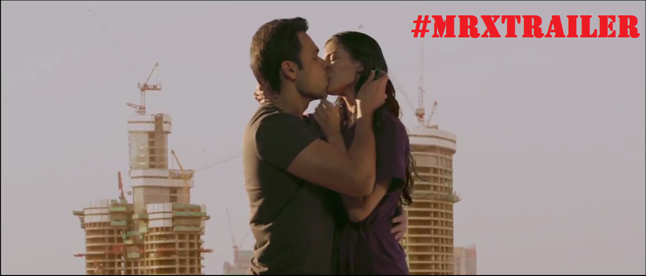 Emraan Hashmi Hot Kiss In Mr X Movie