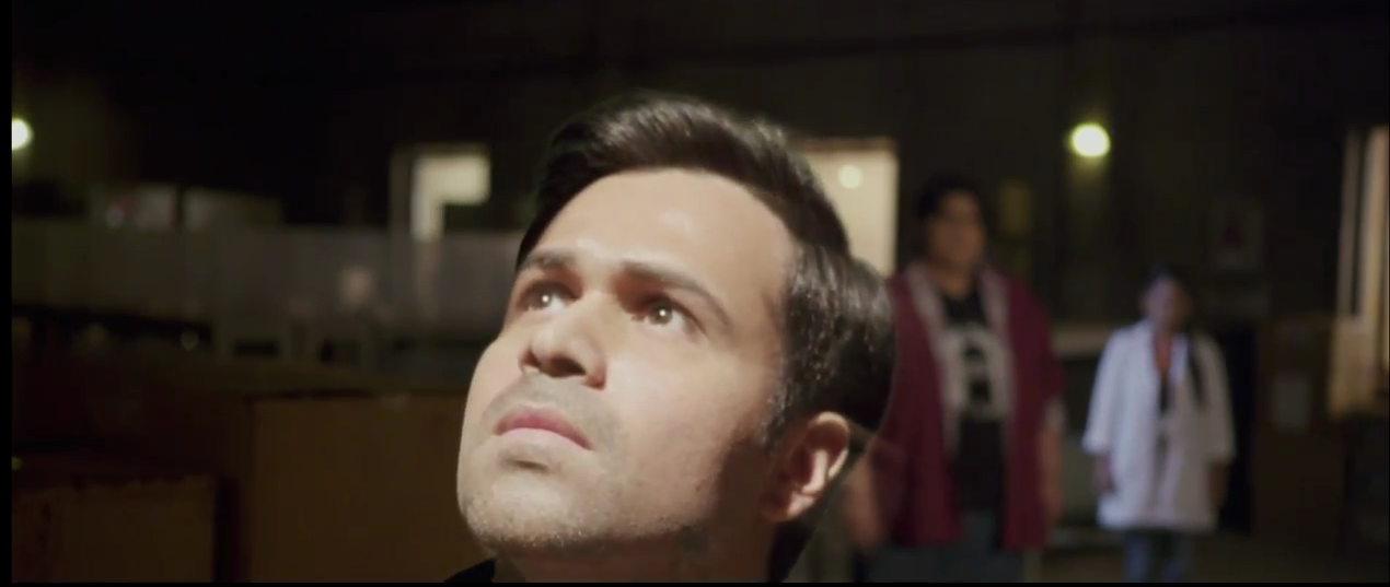 Emraan Hashmi New Look In Mr X Movie