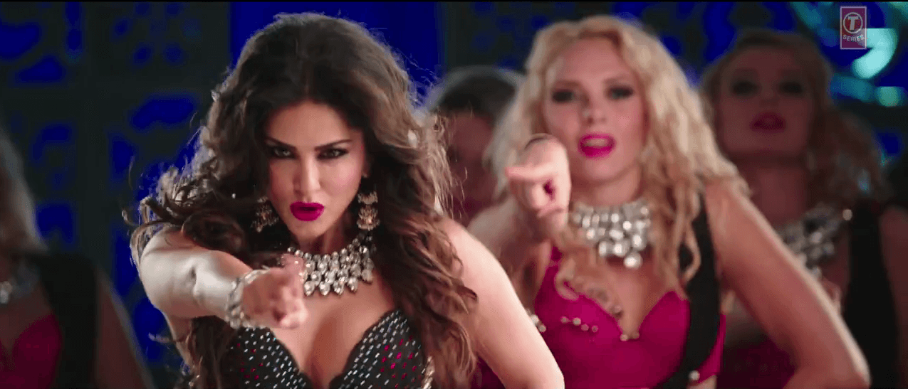 Sunny Leone's Desi Look Remix Video Song Download