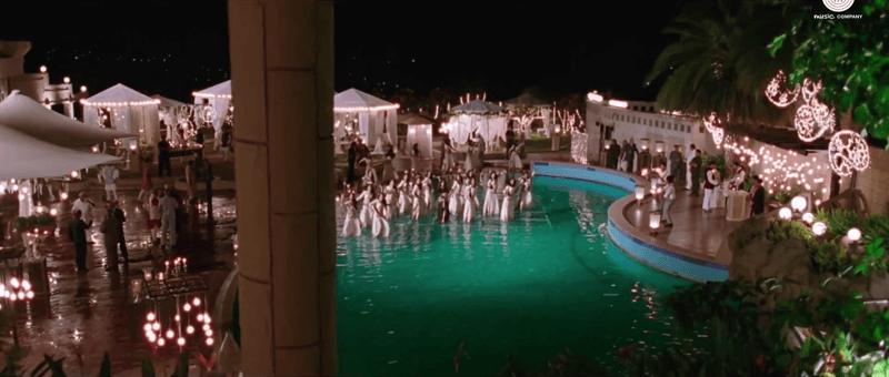 Aao Raja HD Video Song Dancing in Pool
