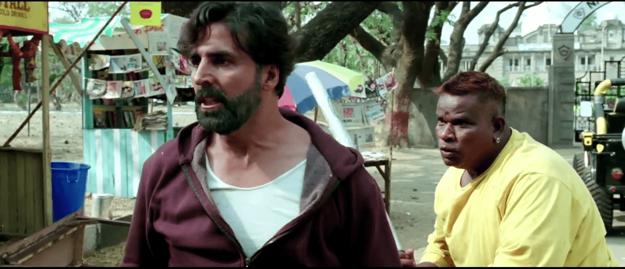 Gabbar Is Back Dialogues HD Video Watch
