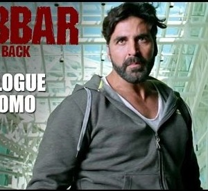 Gabbar Is Back Film Dialogue Promo