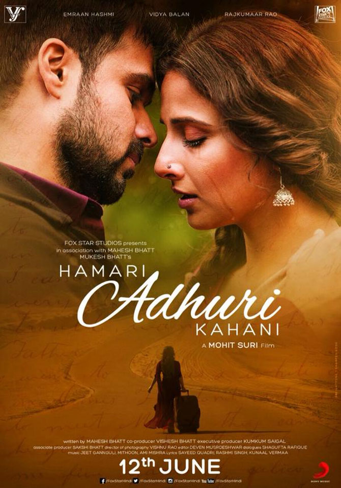 Hamari Adhuri Kahani Trailer HD Video