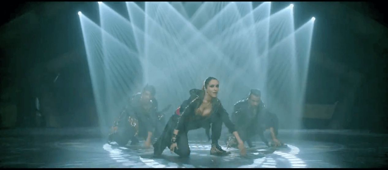 Shraddha Kapoor In Bezubaan Phir Se Song