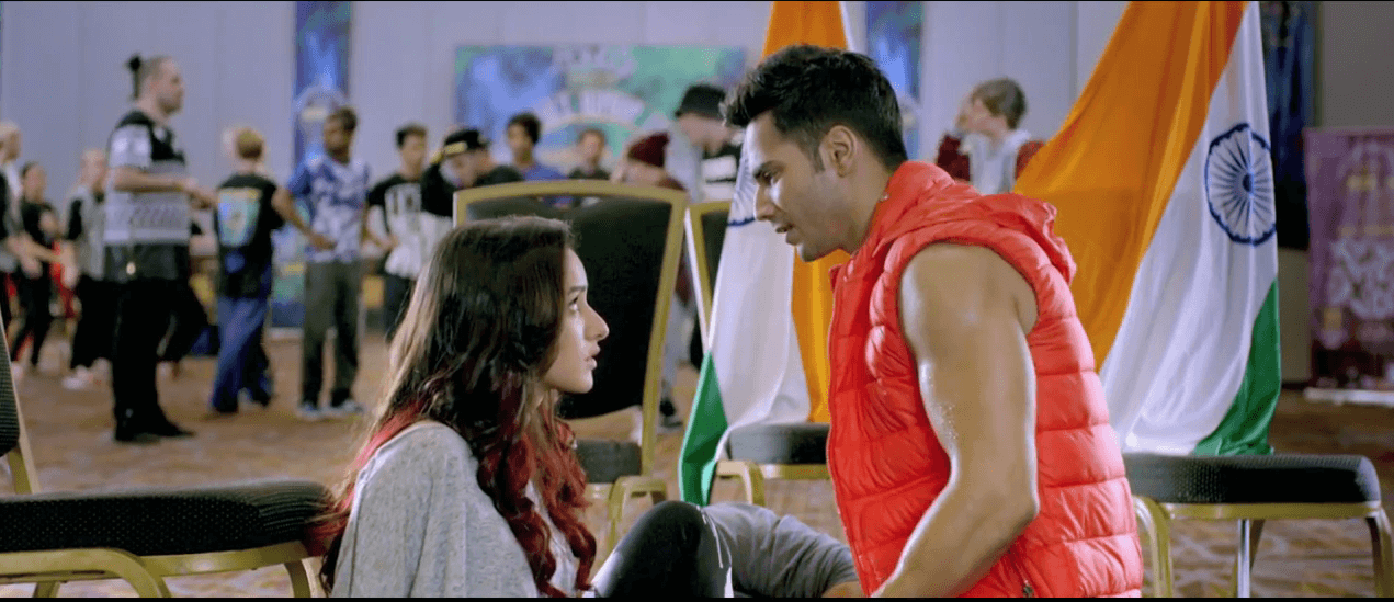Varun Dhawan and Shraddha Kapoor Photo