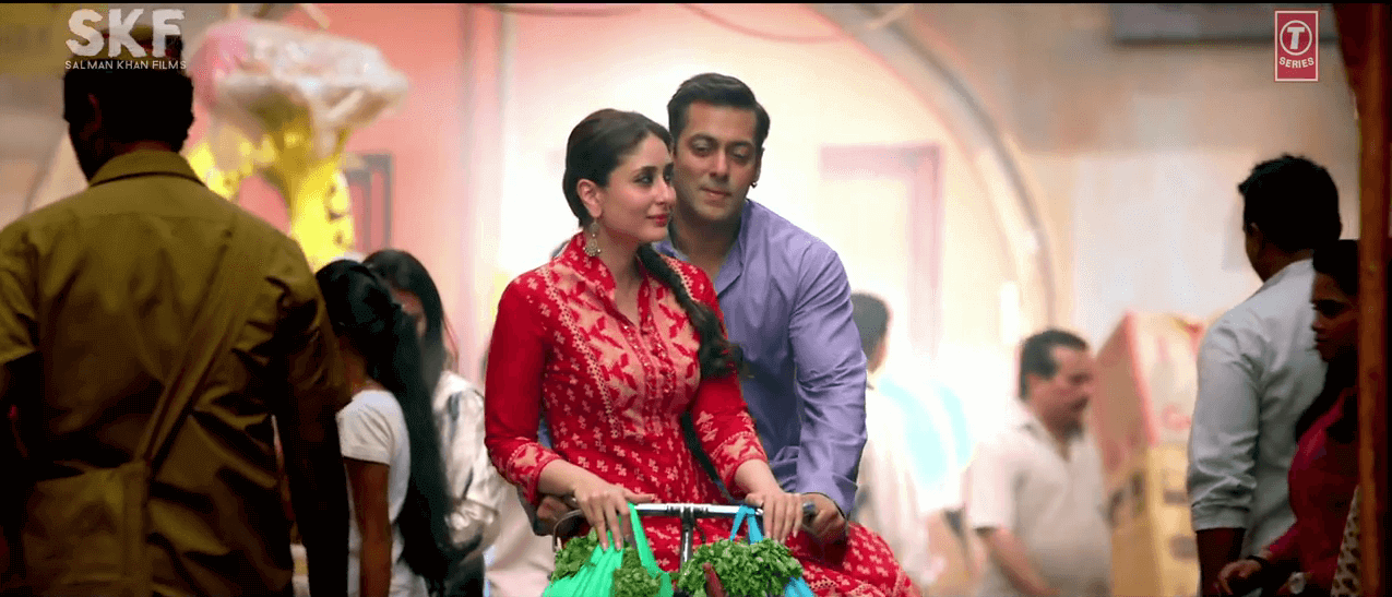 Salman Khan And Kareena Kapoor Photo