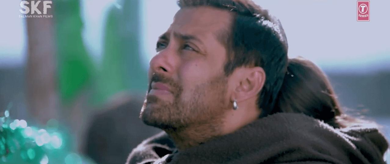 Salman Khan New Look Photo