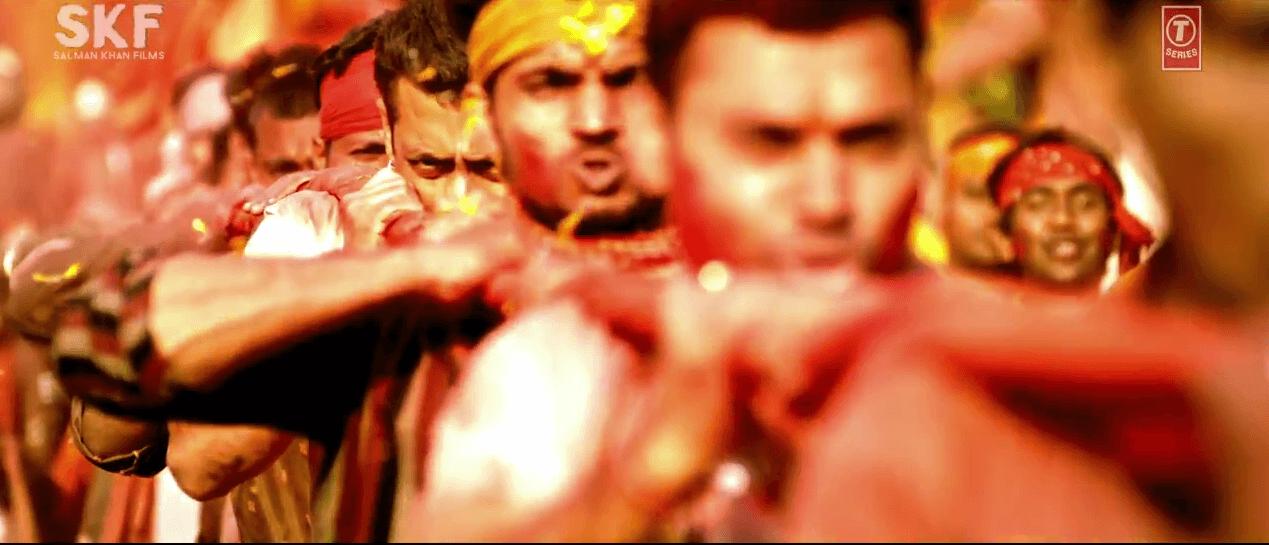 Salman Khan's Bajrangi Bhaijaan Song