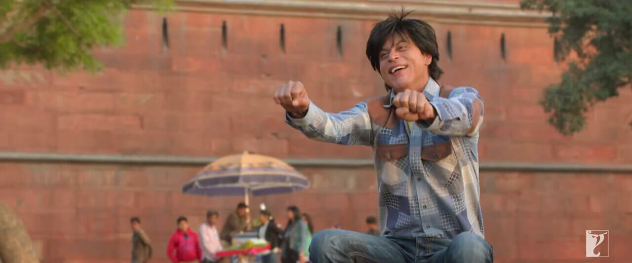 Fan - Shahrukh Fan Dance Video of Jabra