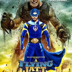 A Flying- Jatt Poster