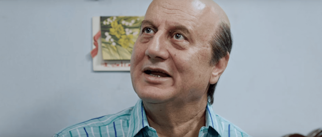 Anupam Kher to Playing M.S.Dhoni Father Role in M.S.Dhoni - The Untold Story (2016) Film