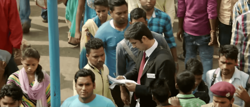 Sushant Singh Rajput is Ticket Collector in Official Trailer of M.S.Dhoni - The Untold Story