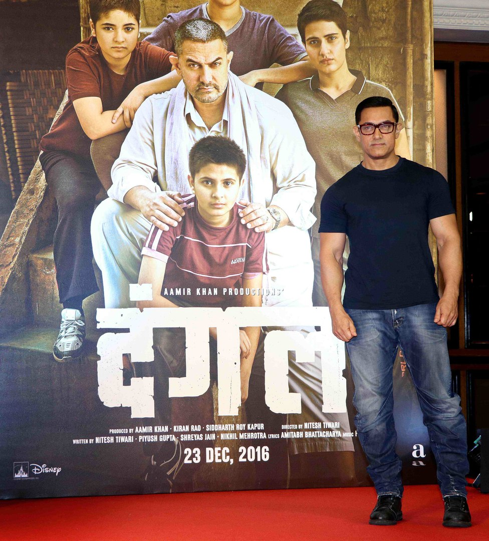 Dangal Official Trailer Video