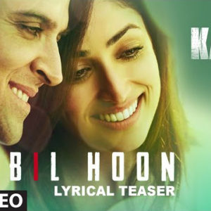 Kaabil Hoon Official Poster