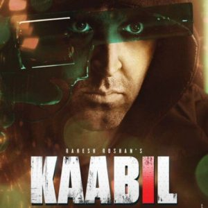 Kaabil Official Poster