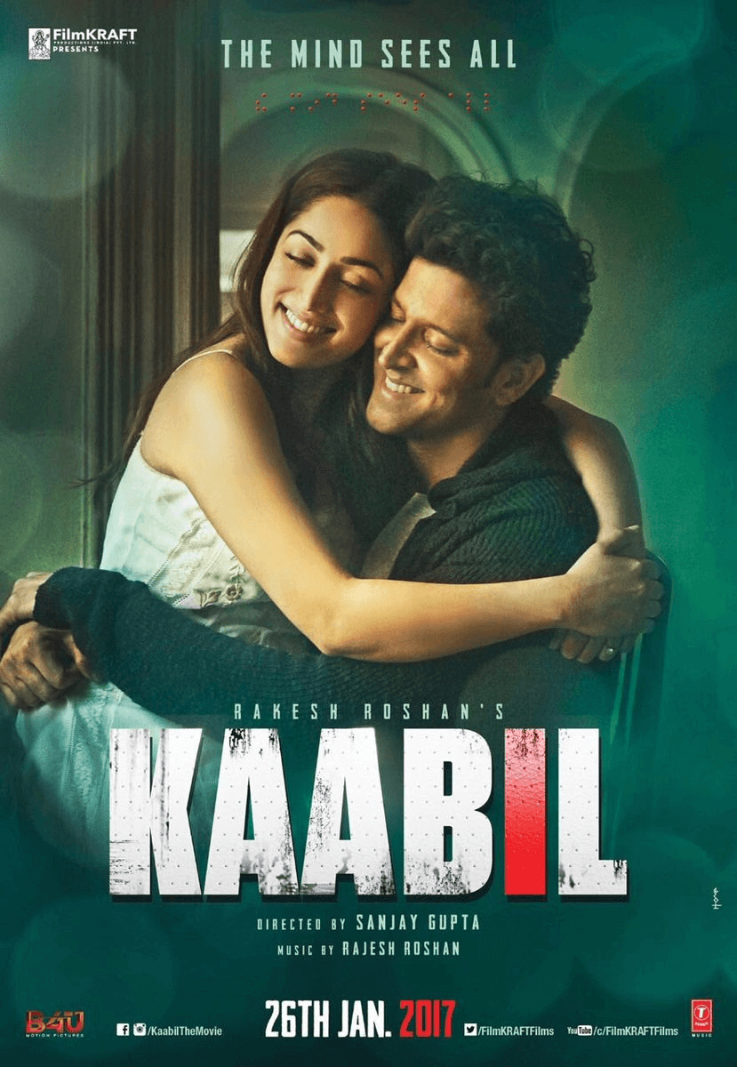 Kaabil Official Trailer Full HD Video