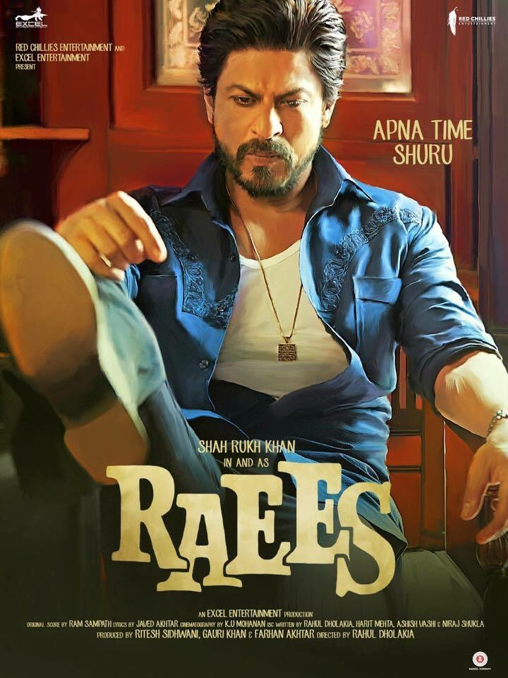 Raees Official Trailer HD Video