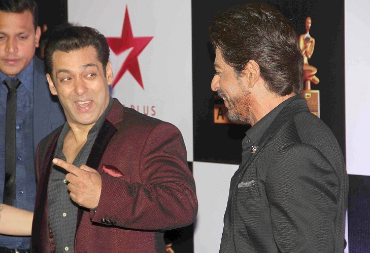 Salman Khan And Shahrukh Khan Photos