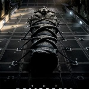 The Mummy official poster