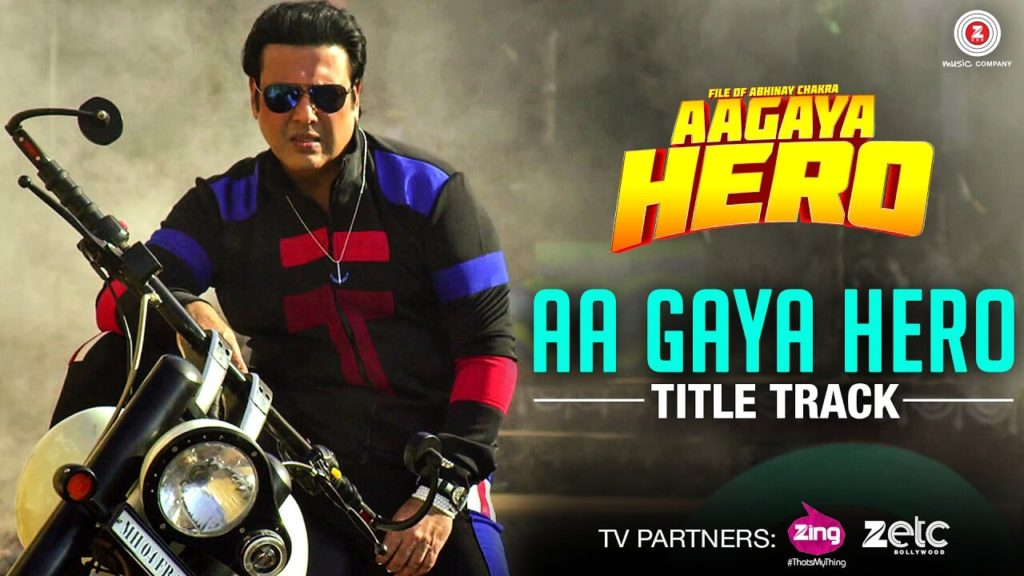 Aa-Gaya-Hero-Title-Track-Video