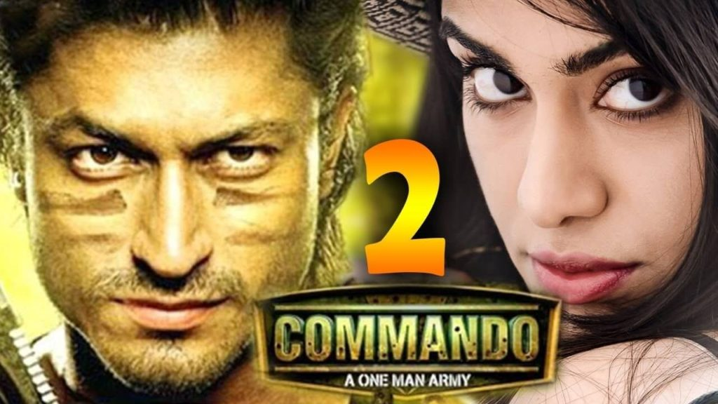 Commando 2-Movie -Official-Full-HD-Video-Trailer