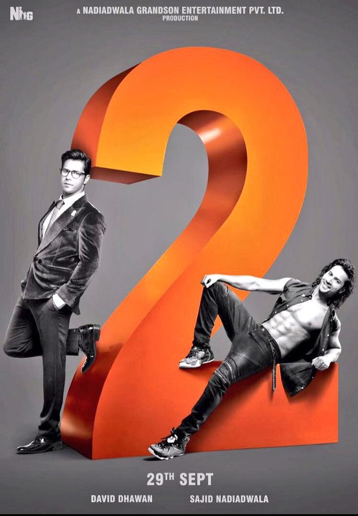 Judwaa 2 Official Teaser Poster