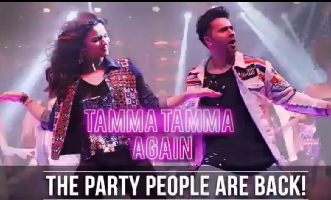 Badrinath Ki Dulhania – Tamma Tamma Again Full 720p and