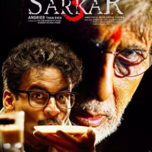 sarkar-3-hd-video-poster