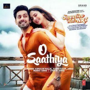 o-saathiya-video-song-image