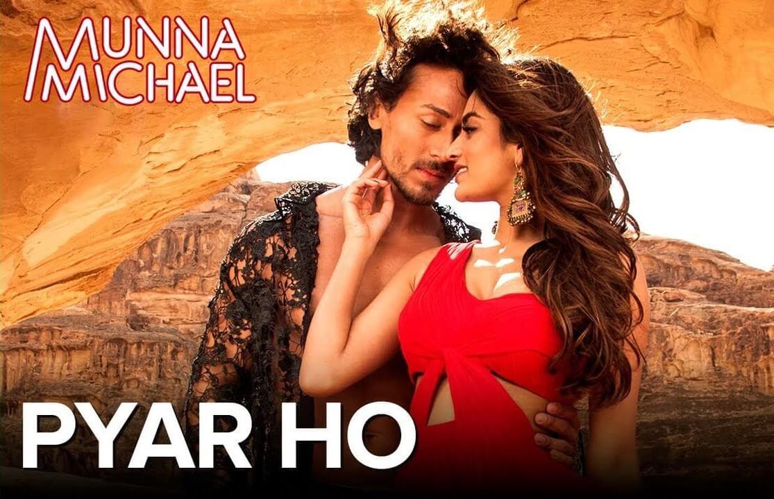 Munna Michael Pyar Ho Full 720p And 1080p Hd Video Song