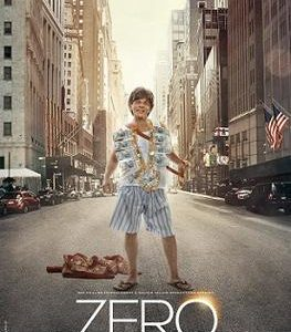 Zero Official Trailer Poster